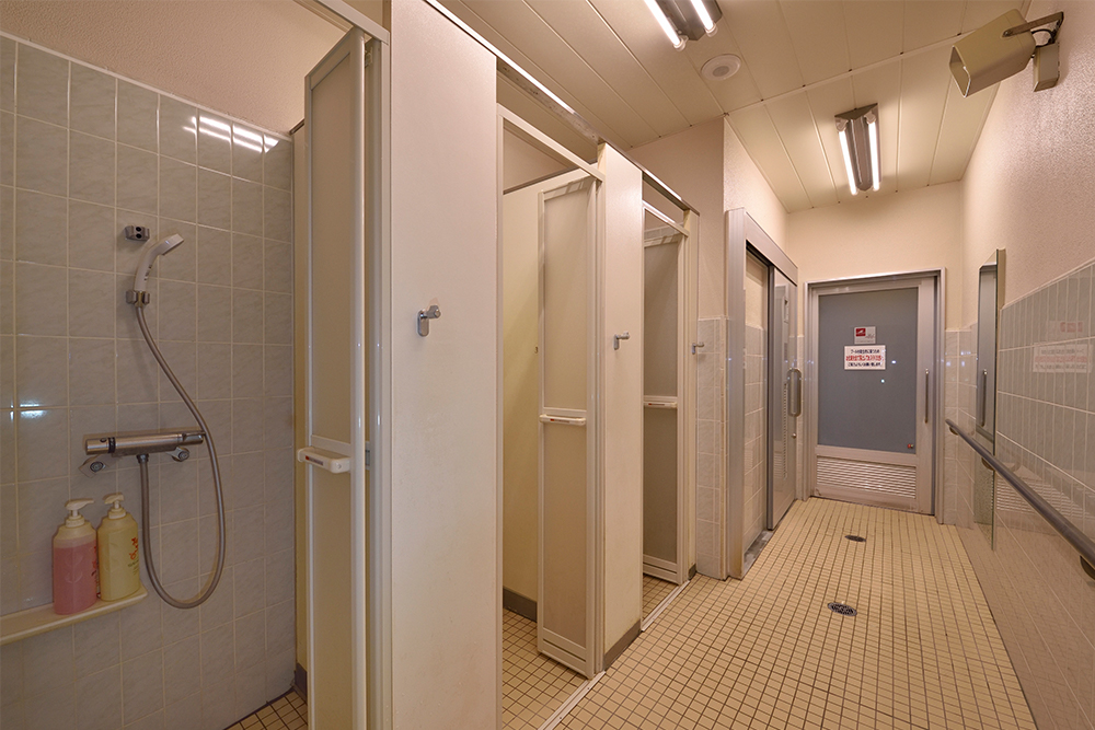 リラクゼーションルーム・パウダー室